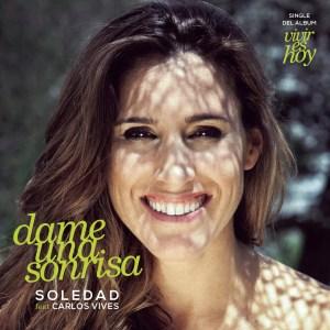 "CD Single ""Dame una sonrisa"""