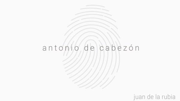 Portada CD Cabezon de Juan de la Rubia