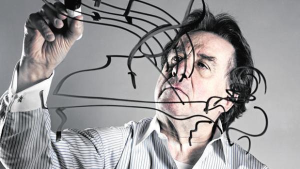 Rudolf Buchbinder, en una imagen promocional