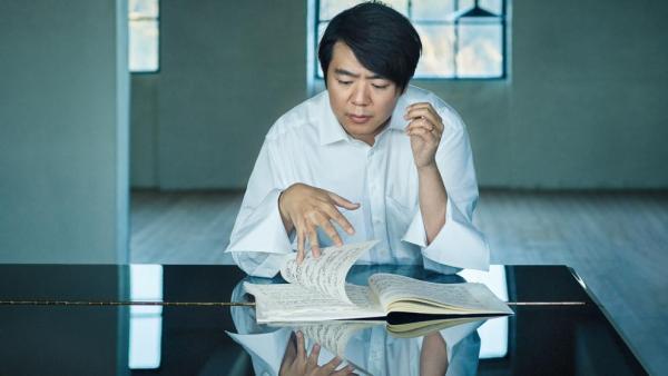 Lang Lang, en la portada de su nuevo CD
