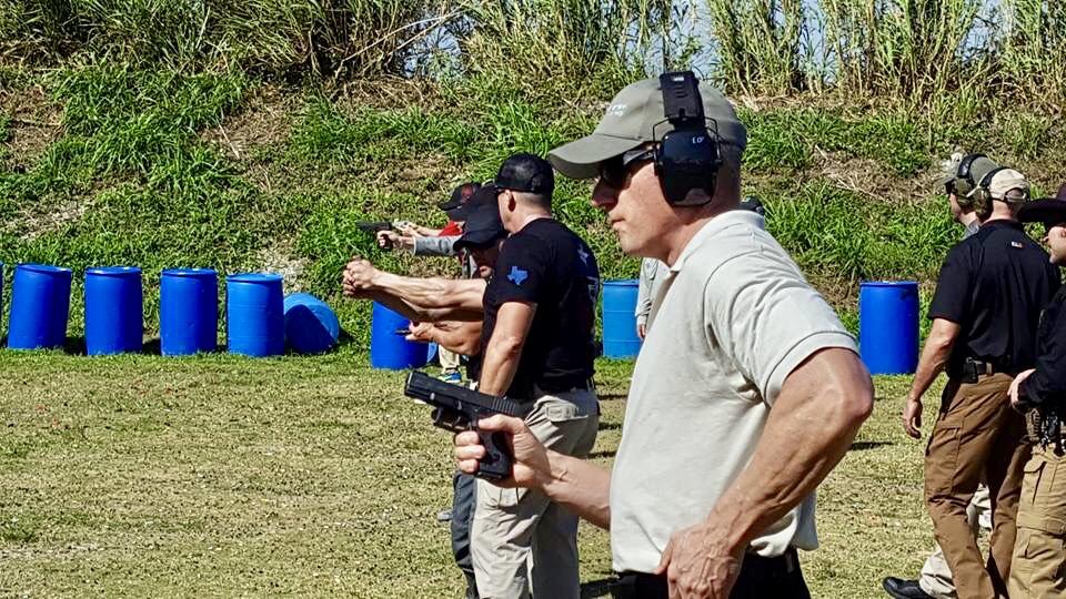 Executive Protection Training California