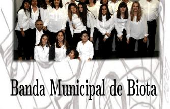 Concierto Banda Biota en Las Pedrosas
