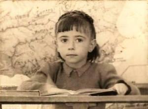 Retrato escolar de Las Pedrosas