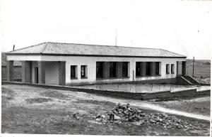 Escuela unitaria de Las Pedrosas