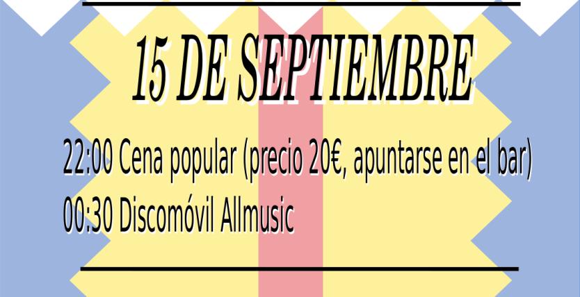 Fiestas del Cristo 2018 - Las Pedrosas