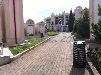 ingresso cimitero nuovo