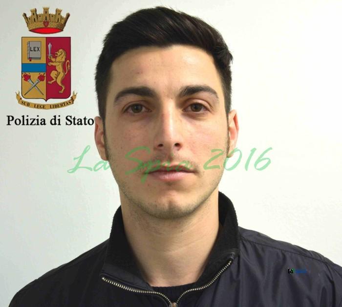 Dopo la colluttazione, arrestato Angelo Giacchi Vittoria