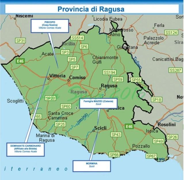mappa mafia ragusa (dia 2' semestre 2015)