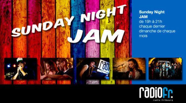 RADIO FRIBOURG SUNDAY NIGHT JAM avec FANNY LEEB - La ...