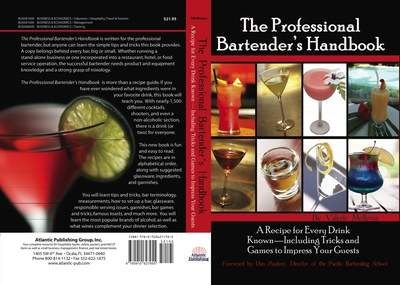 Impress your guests with some powerful potions with this  book <br/>from Atlantic Publishing Group