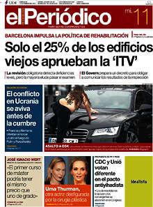 Periodico El Periódico de Catalunya -