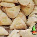 Empanadas de Leche, Piña y Fresa