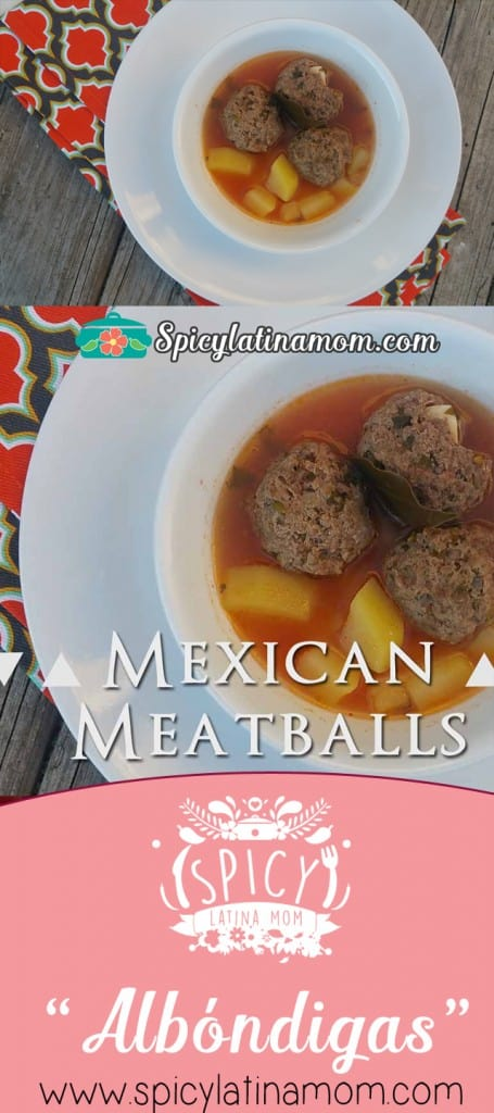 Chipotle Meatballs Mexican Style | Spicy Latina Mom