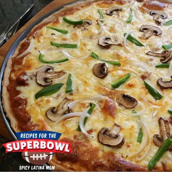 Pizza superbowl