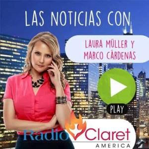 RADIO CLARET AMERICA LAURA MULLER