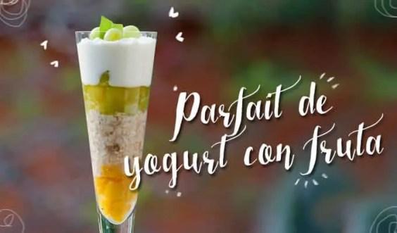 Avena con Yogurt | Las Recetas de Laura