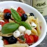 pasta fria | Las recetas de Laura