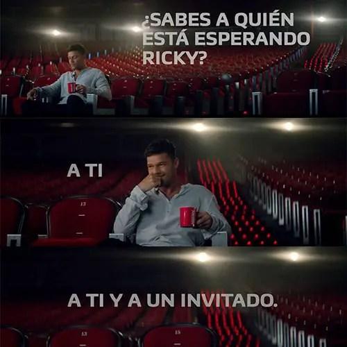 Nescafe Clasico   Ricky Martin Concert   Las Recetas de Laura