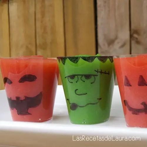 Botanas de Halloween Saludables | Las Recetas de Laura