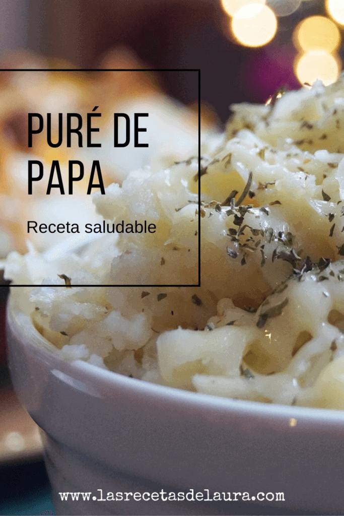 Pure de Papa Cremoso| Las Recetas de Laura
