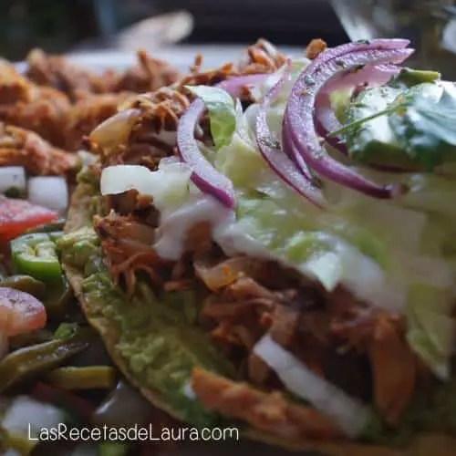 Tinga de pollo | Las recetas de Laura