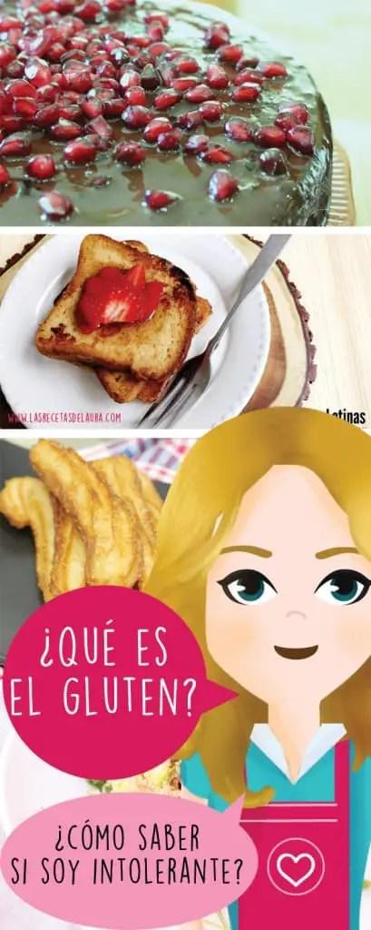 Que es el gluten - Las recetas de Laura