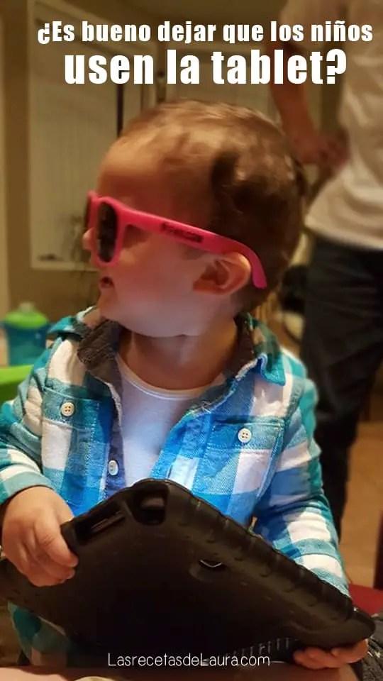 La tecnologia es buena para los niños?