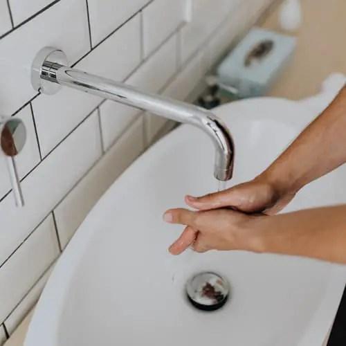 lavarse las manos es importante para evitar el coronavirus