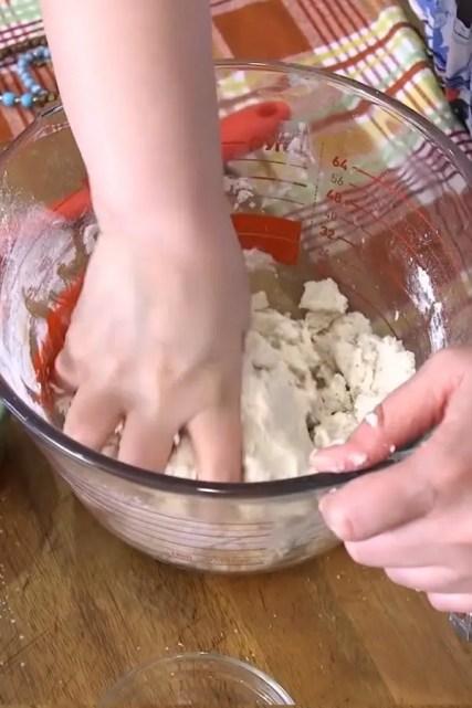 Como hacer plastilina con harina