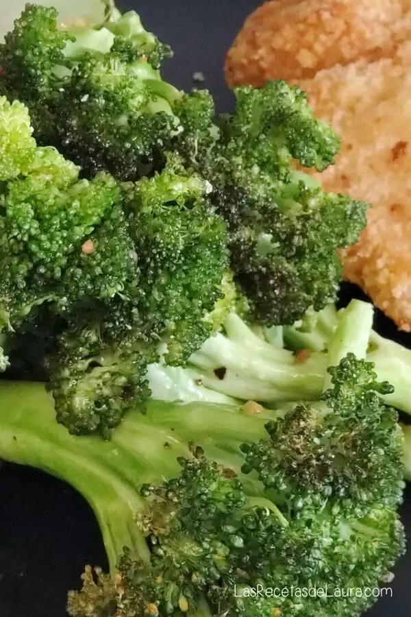 Como hacer verduras en el Air fryer