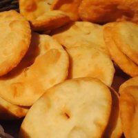 Torta fritas una tradición familiar
