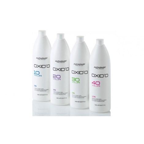 oxidante de cabello