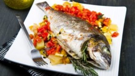 Dorada a la Marsellesa es una comida económica