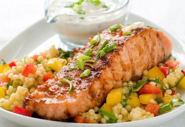 dieta de pescado