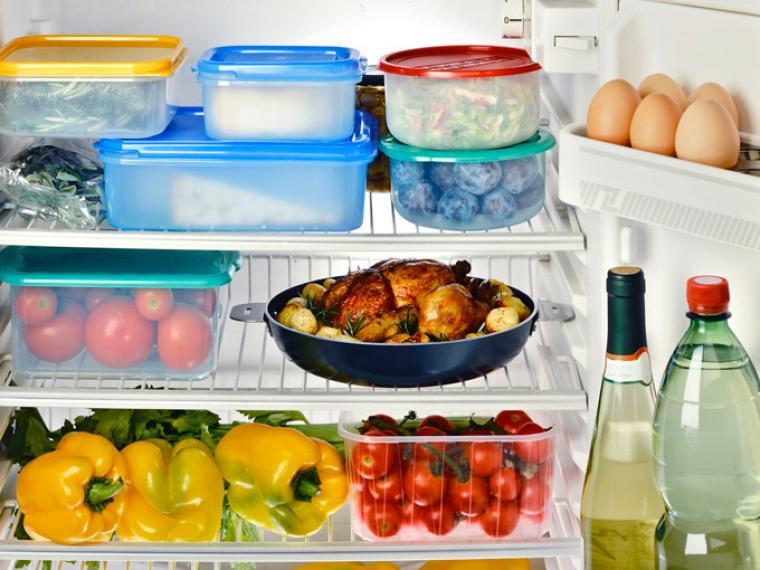 Alimentos que van a la heladera