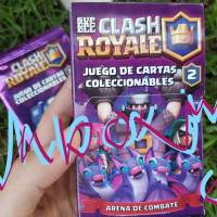 UNBOXING: Cartas de Clash Royale
