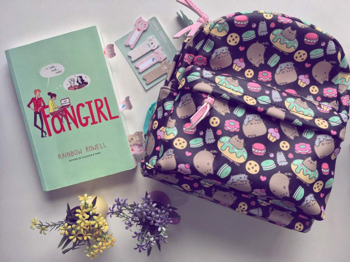 UNBOXING: Mini Mochila Pusheen