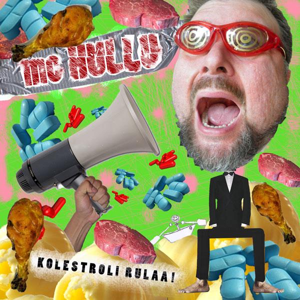 McHullu - CD-levy