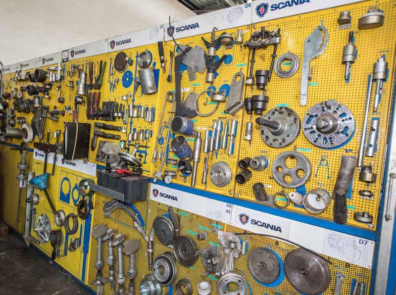Garage Lasseux Atelier