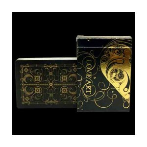 LOVE ART DECK (GOLD / LIMITED EDITION)DECK BY BOCOPO.CO USPCC .Incredibili trucchi di magia con le carte e giochi di prestigio
