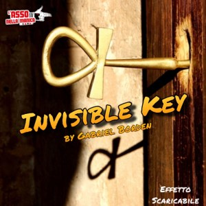 Invisible Key by Gabriel BordenIntellection by Gabriel Borden - INSTANT DOWNLOAD - Effetto di magia scaricabile su Lassonellamanica.com