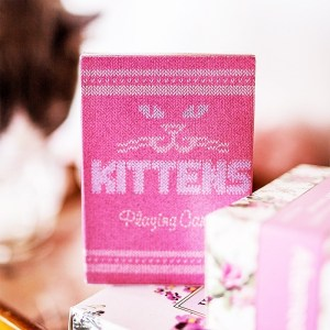 Madison Kittens Playing Cards