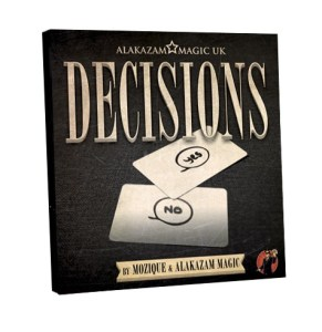 Decisions By Mozique (Blank Version)