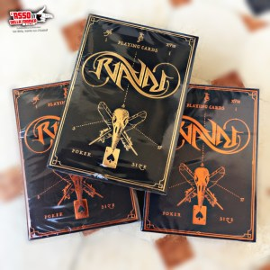 Set Ravn Playing Cards - LASSONELLAMANICA.COM - Mazzi di Carte, Giochi di Prestigio, Libri e Dvd di Magia. Recensioni, unboxing, tutorial!