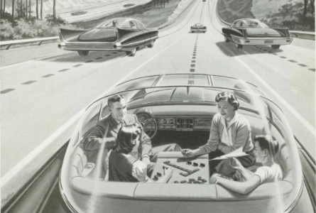 Why It's a Historic Time to Invest in Autonomous Vehicles Technologies?