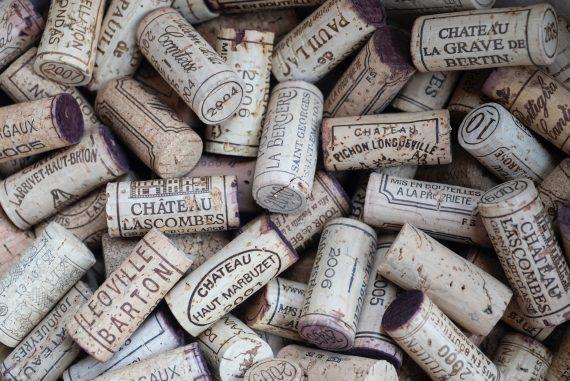 Wine della casa….