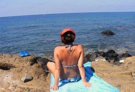 Marlene e il mare