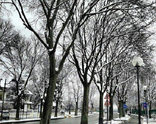 Odio la neve, ma sono i miei scatti più belli.