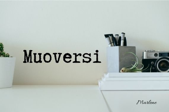 Il tempo di muoversi