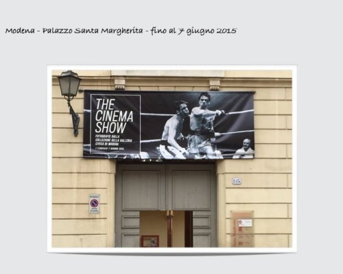 The cinema show